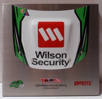 2009 Wilson Security Racing Replica Bonnet FG Falcon