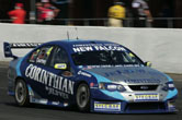 James Courtney 2008 V8 Supercar