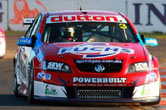 Jason Bargwanna 2009 V8 Supercar