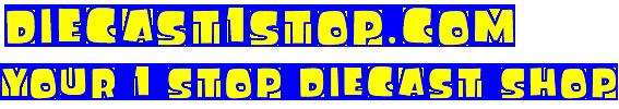 Diecast1stop Banner