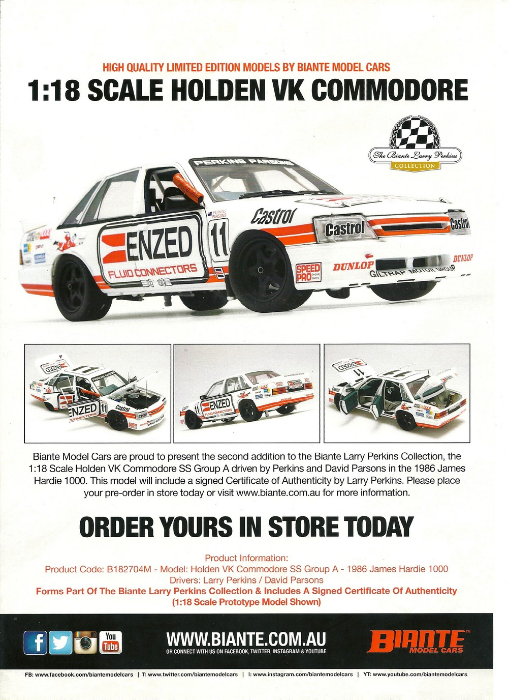DieCast1Stop Com - Biante Pre-Orders - Page 1