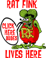 Rat Fink Lives Here