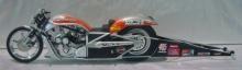 2003 Vance & Hines Pro Stock NHRA Drag Bike